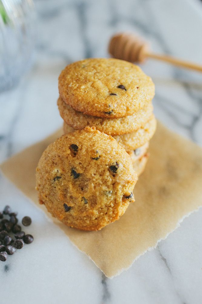 Paleo Chocolate Chip Hazelnut Cookies | Food. Dessert. Squares & Cook ...