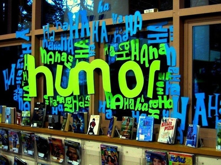 display humor: