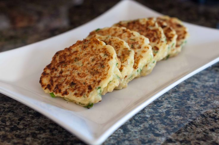 Bacon Cheddar Cauliflower Fritters | Search Results | New Releases