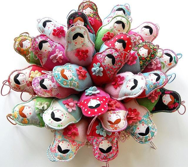 Nesting Dolls - babushka