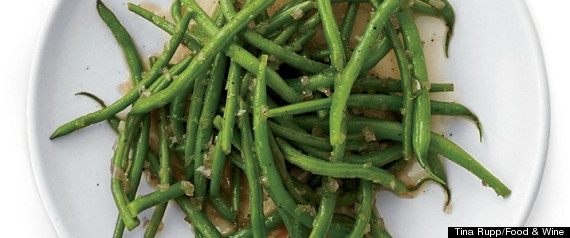 When it comes to summer vegetables, many people don't think of green beans as being among them, but in actuality green beans are at their best during the summer months. That doesn't mean we don't recommend buying them all-year long in the supermarket, but they're better when in season.