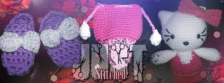 basic crochet stitch quick reference guide - no pictures