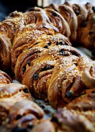 kringle | Pastries / Pies / Tarts / Danish | Pinterest