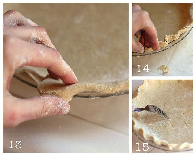extra easy whole grain pie crust recipe yummly whole grain pie crust ...