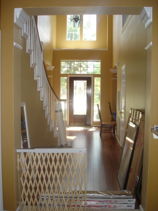 Foyer paint ideas foyer entryway ideas for the house pinterest - Foyer ideas for small spaces paint ...