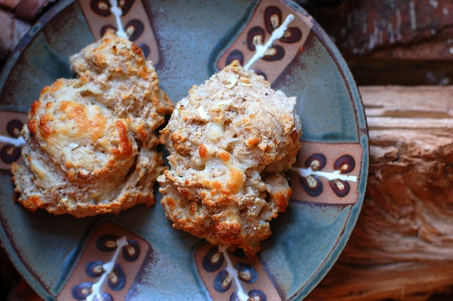 Freeform Leek and Cheddar Muffins - Adrian's take on Local Kitchen's ...