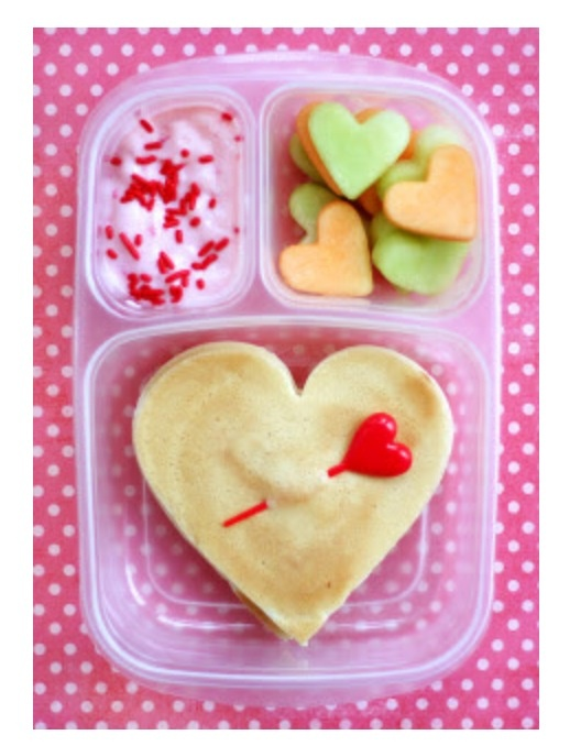 cute valentines day lunch ideas