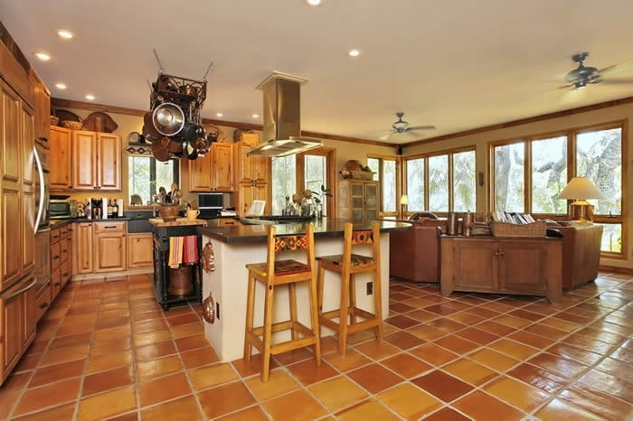 Santa Fe Kitchen Family Room Kitchen Designs Pinterest