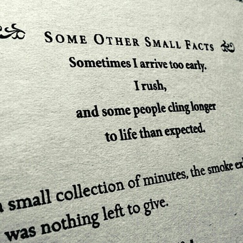 Quotes with page numbers