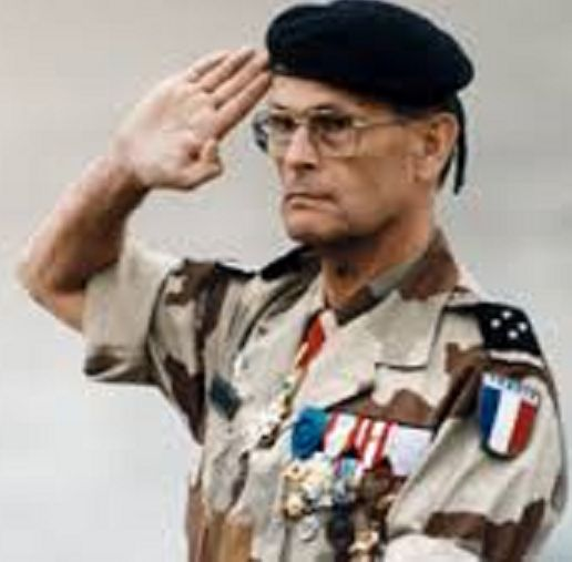 what general commanded the d day invasion of normandy
