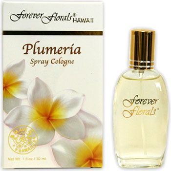 Shaka Time Hawaii Clothing Store: Men's Island Plumeria Cologne