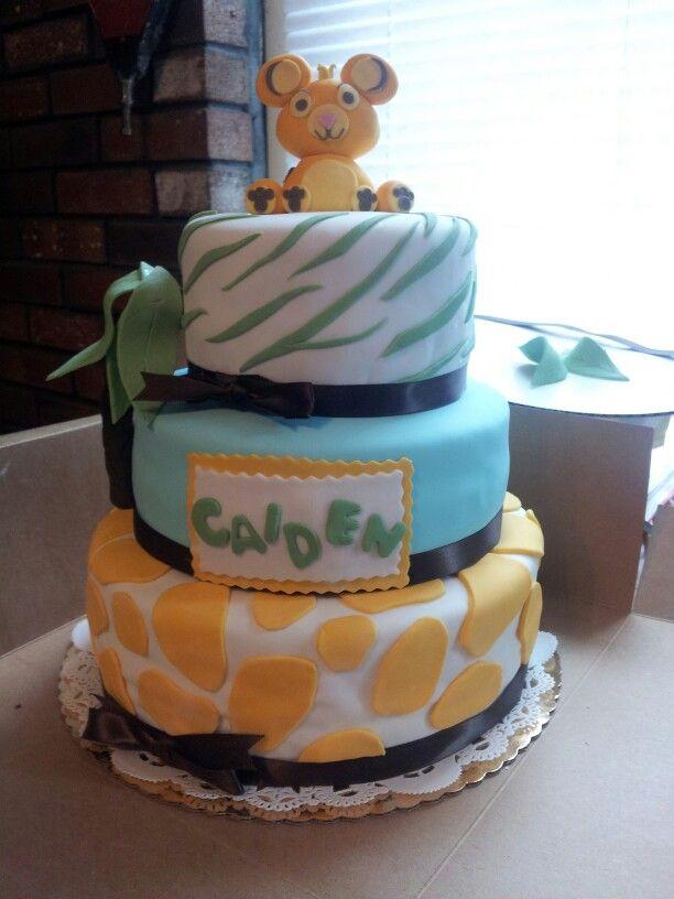 lion king baby shower cake cakes etc pinterest