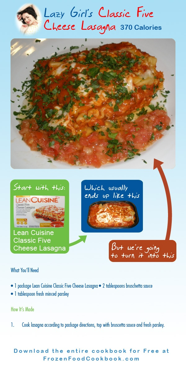 Pin by arlene price on low calorie cooking pinterest for Are lean cuisine healthy