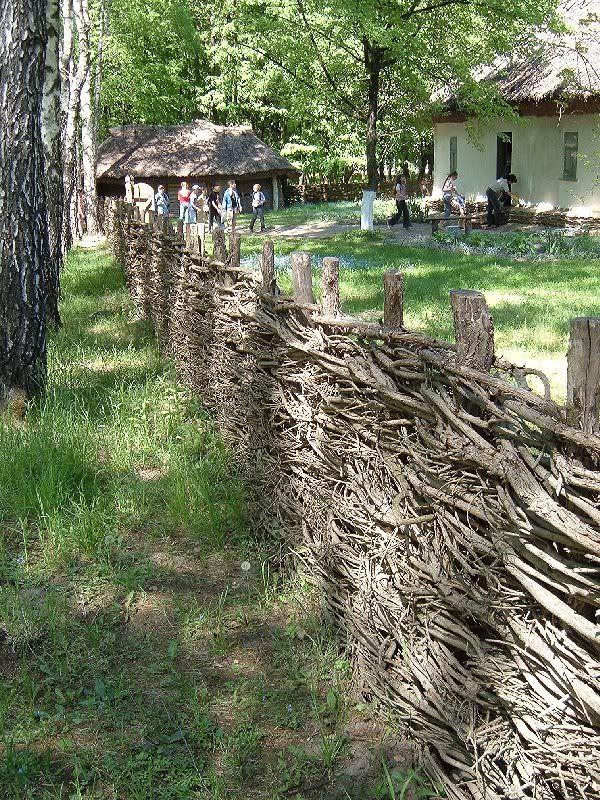 Stick Fence Bridges Fences Stone Walls Amp Walkways