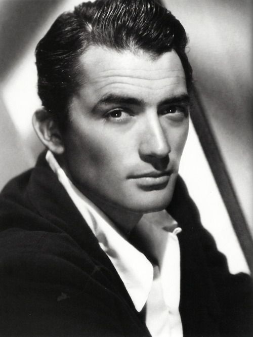 Gregory Peck (late 1930s)