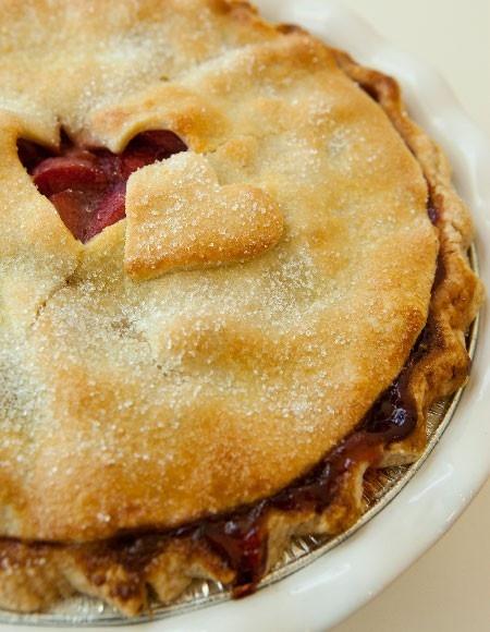 Double Crust Apple Pie | Desserts galore | Pinterest