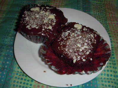 Molten Lava Chocolate Cupcakes | Cutest Cupcake Ideas Ever! | Pintere ...