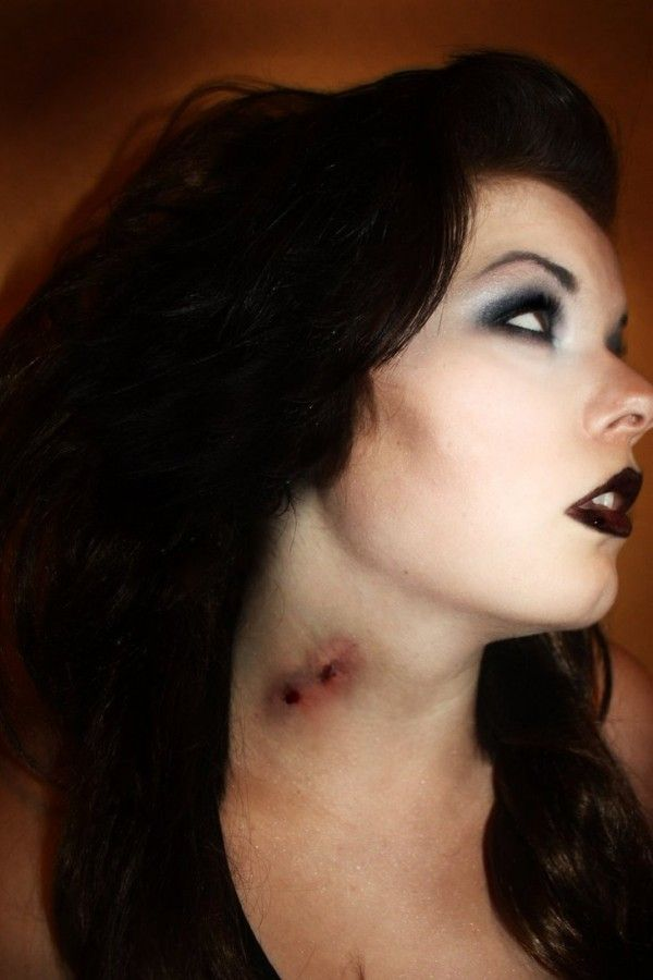 Pin Jordan Valentine Halloween Makeup