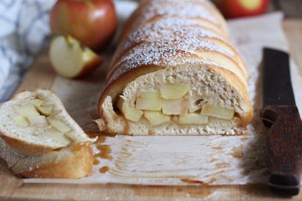 Caramel Apple Braided Loaf | Mmmmm.....sweets | Pinterest