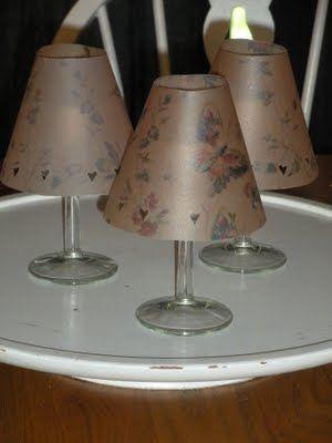 mason jar lamp shades mason jar crafts pinterest. Black Bedroom Furniture Sets. Home Design Ideas