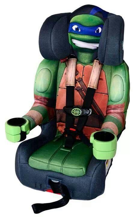 ninja turtle car seat the image kid has it. Black Bedroom Furniture Sets. Home Design Ideas