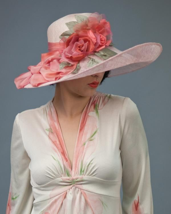 Louise Green Hat $395