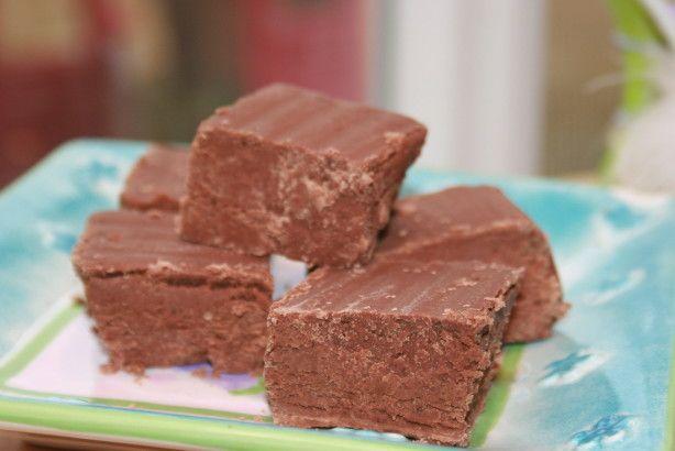 Mackinac Island Old-Fashioned Chocolate Fudge Recipe - Food.com