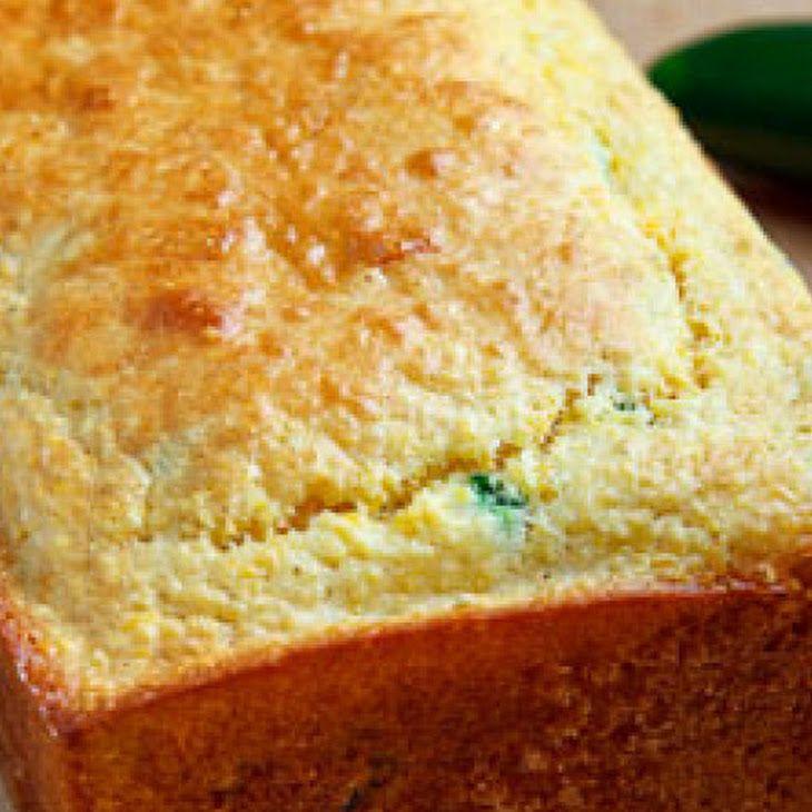 Jalapeno Cornbread | Yummy Recipes & Ideas | Pinterest