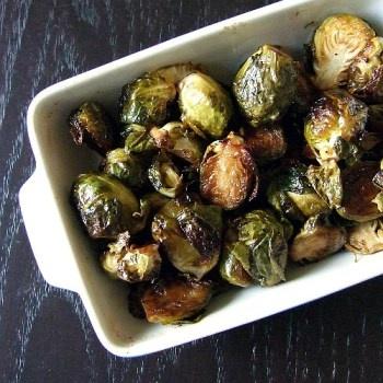 maple dijon brussels sprouts | Ce que j'ai essayé... | Pinterest