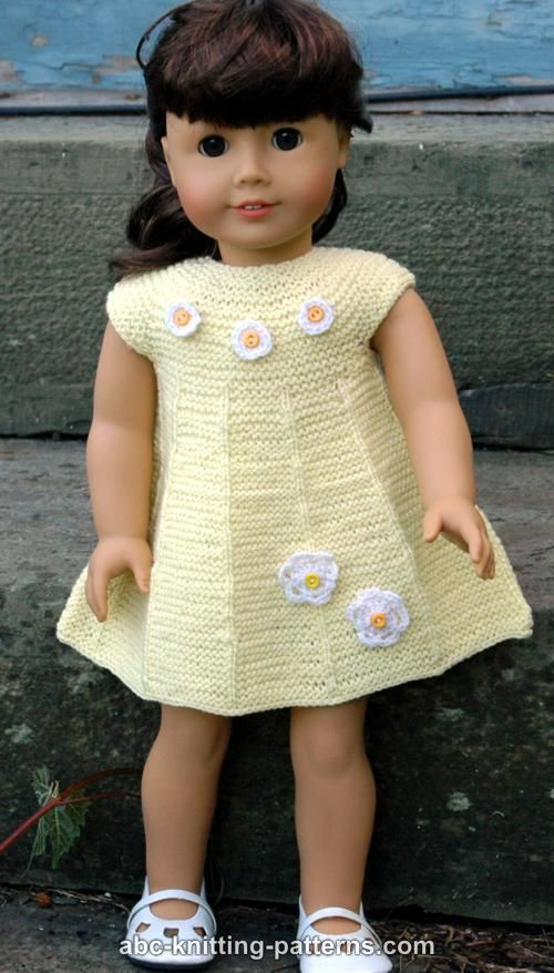 Baby Doll Clothes Knitting Patterns Images Knitting Patterns Free