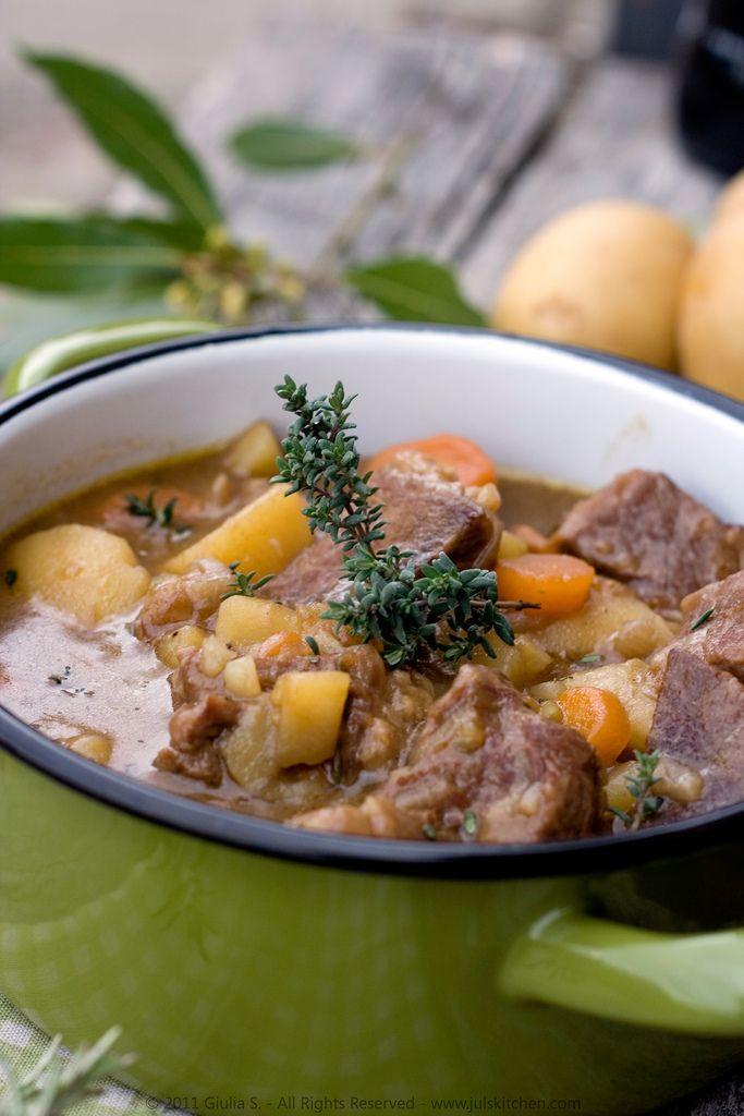 Irish Beef Stew with Guinness | Food | Pinterest