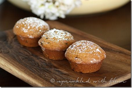double pumpkin applesauce muffins | cakes and bakes | Pinterest