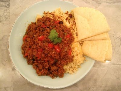 The Wooden Spoon Diaries: Crock Pot Picadillo