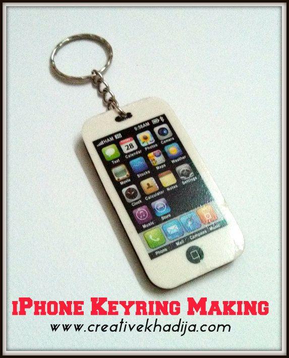 Iphone: Iphone Keychain