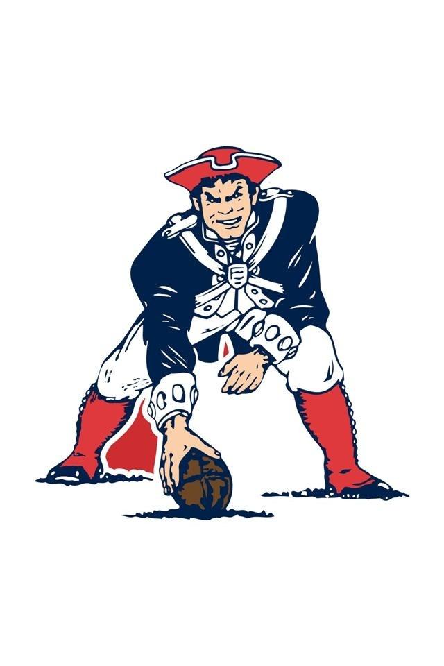 new england patriots throwback logo my teams pinterest