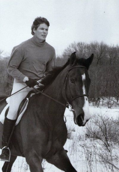 Christopher reeve horse accident