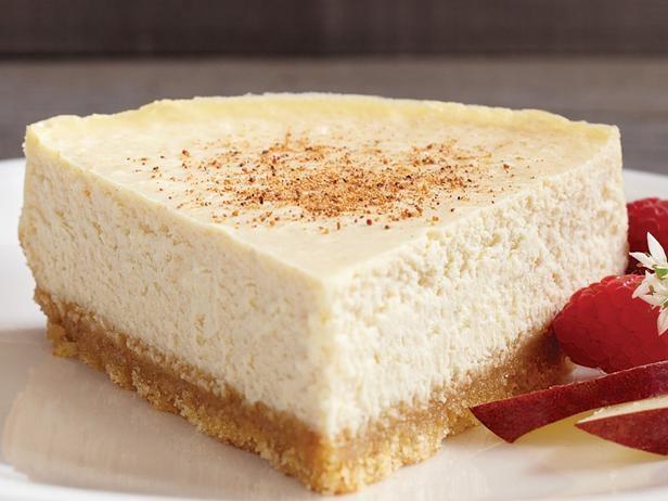 eggnog cheesecake | Favorite Recipes | Pinterest