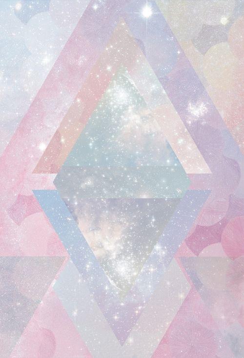 geometric galaxy wallpaper - photo #14