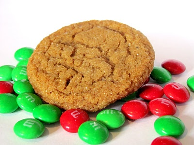Chewy Molasses-Spice Cookies | Food and drinks | Pinterest