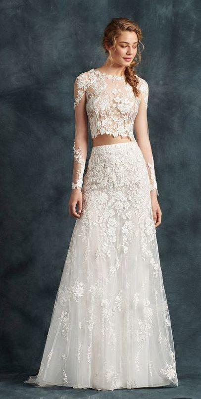 Chic wedding dresses