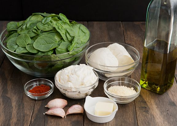 spinach cheese empanadas recipe | use real butter