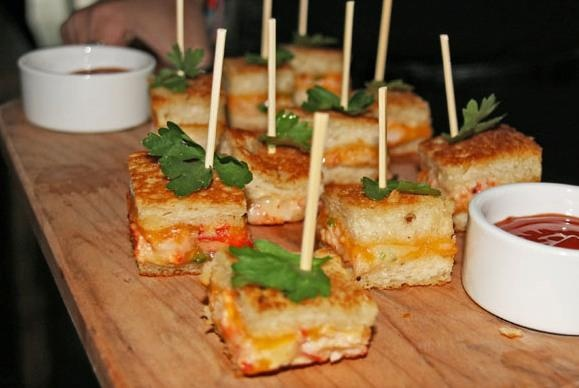 Lobster Grilled Cheese Sandwiches | ::Jamaica:: | Pinterest