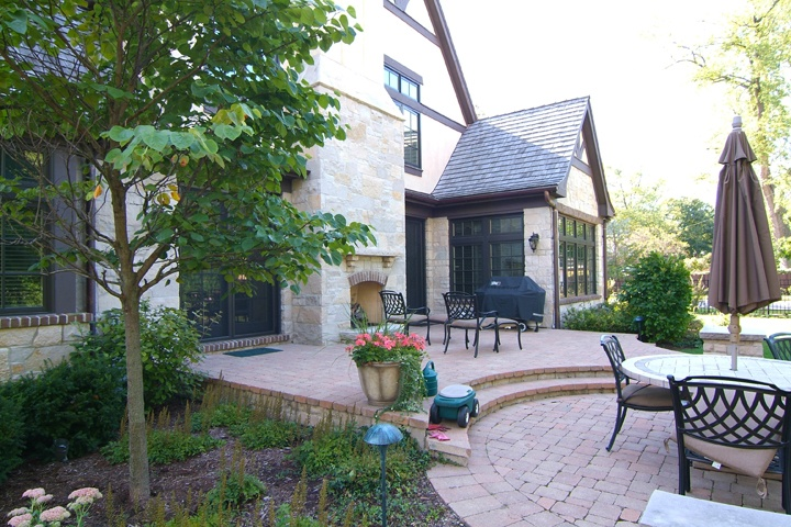 Nice Backyard Decks : Backyard Patio