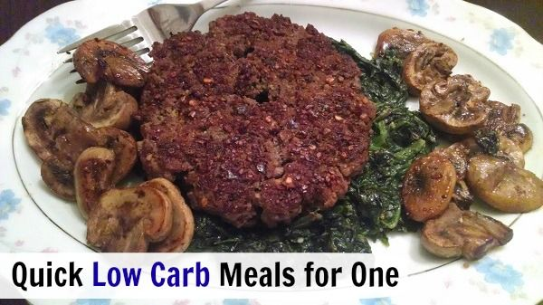 Quick And Easy Low Carb Diet Recipes Difference Between