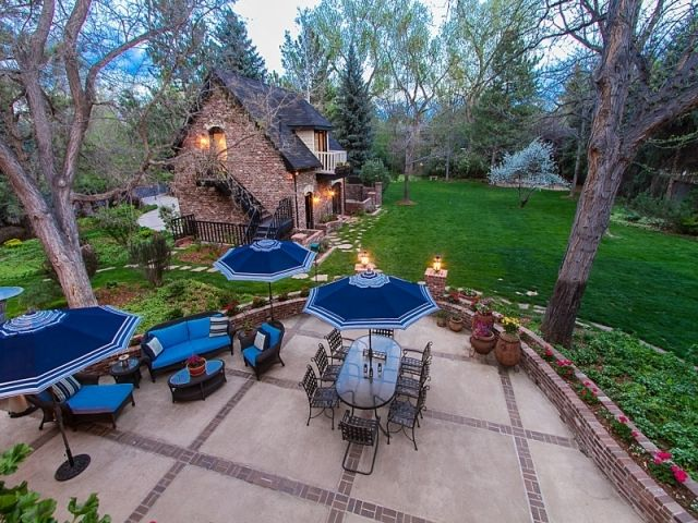 Cherry Hills Village (CO) United States  city pictures gallery : Cherry Hills Village, Colorado | Outdoor Living LuxuryRealEstate.co ...