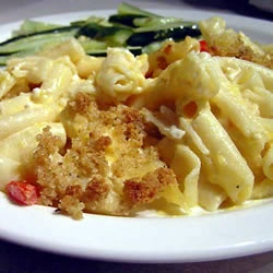 Best mac and cheese!!! Chuck's Favorite mac and Cheese at allrecipes ...