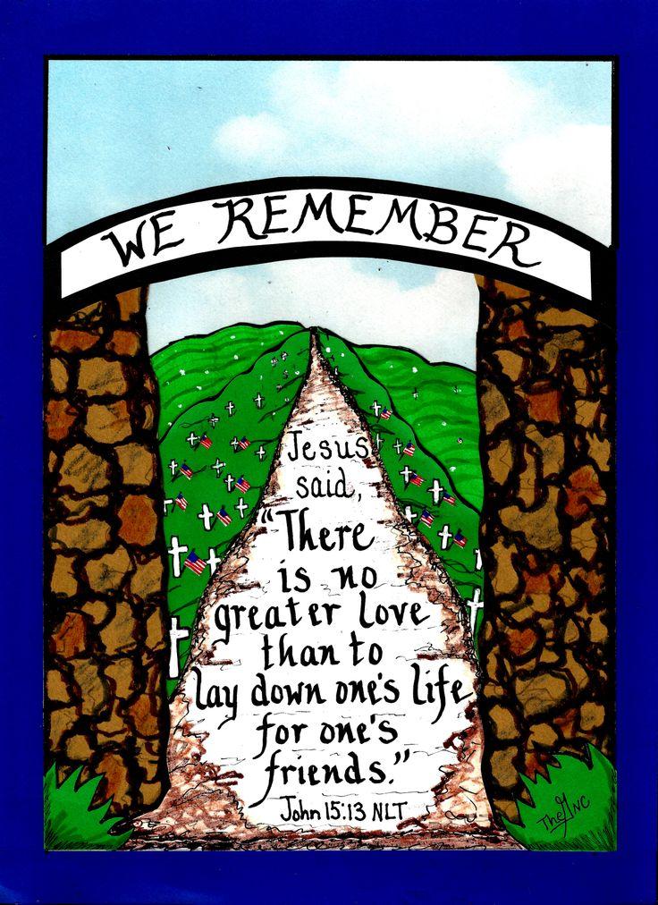 remembering memorial day images