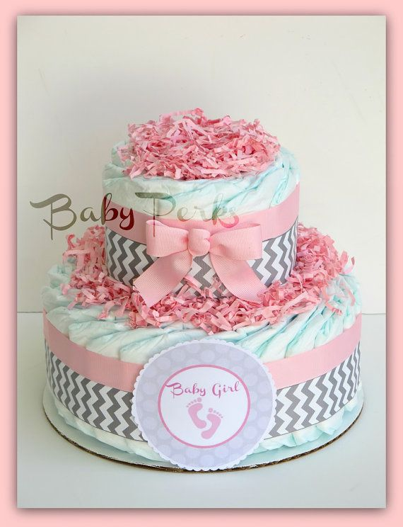 pink and grey baby shower pink and grey safari diaper cake baby s