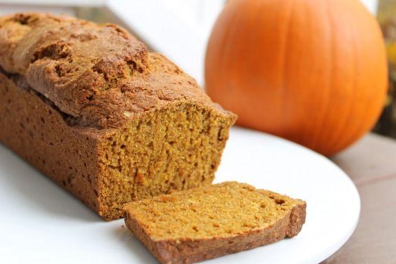 Grandma Ruth's Whole Grain Pumpkin Bread | Recipes to Try-Breakfast ...
