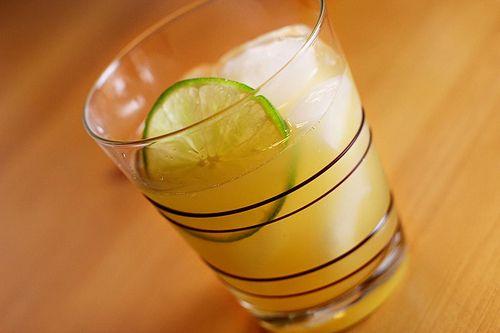 pineapple-rum punch | drinks | Pinterest